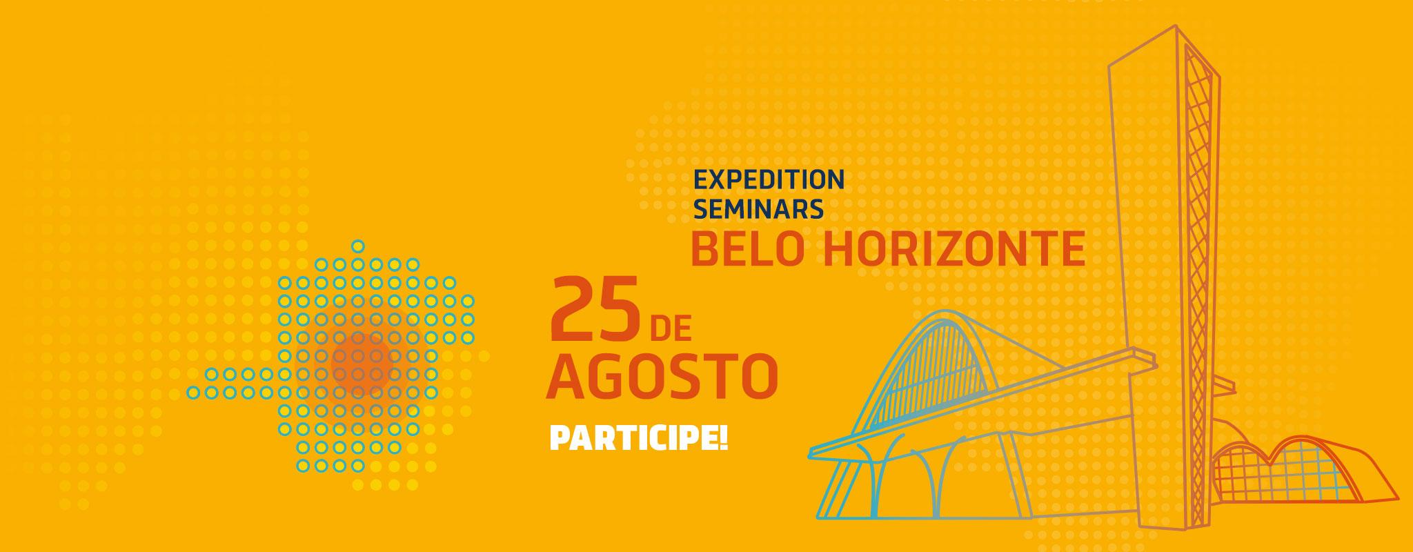 Dia D - Drogavet / Expedition Seminars - Belo Horizonte